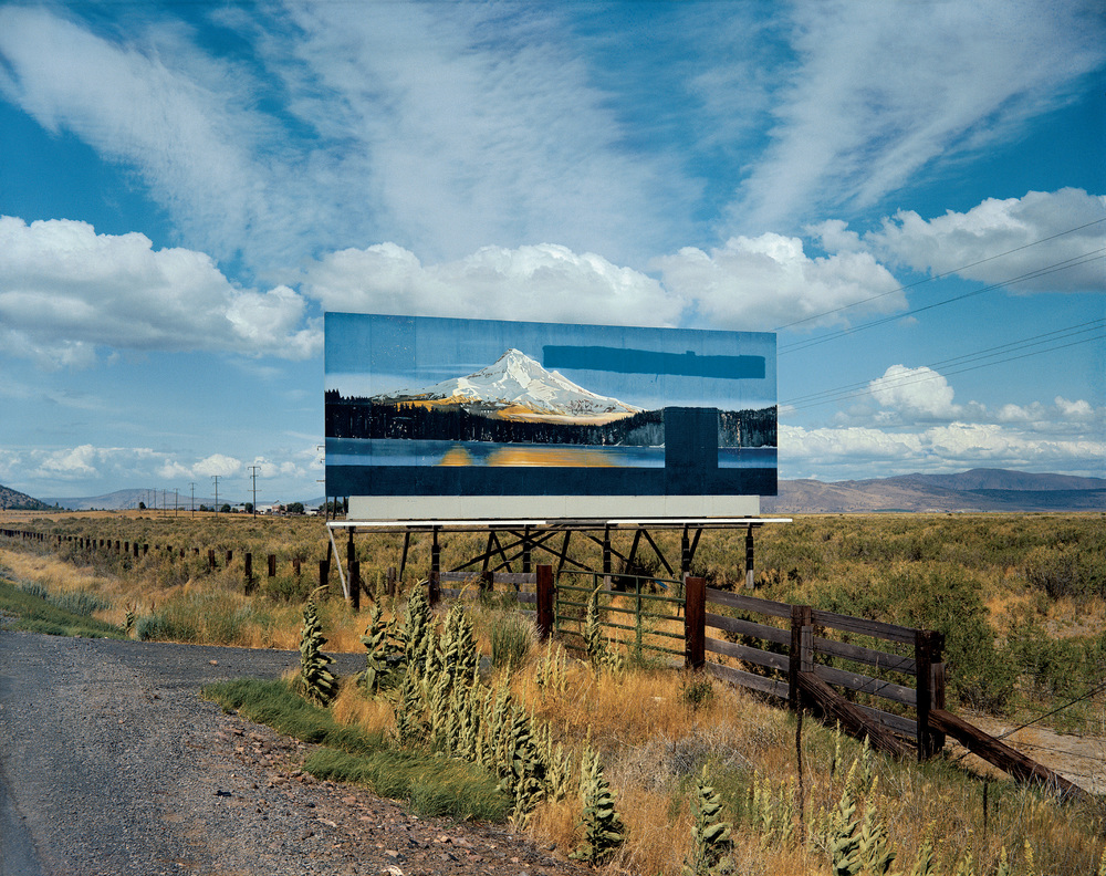 Stephen Shore U.S. 97, South of Klamath Falls, Oregon, July 21, 1973 © Stephen Shore, Courtesy of the artist and 303 Gallery, New York