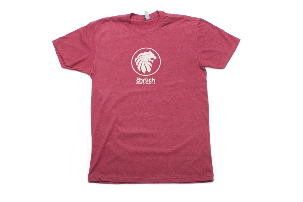 Ehrlich Motorwerks Crest T Shirt