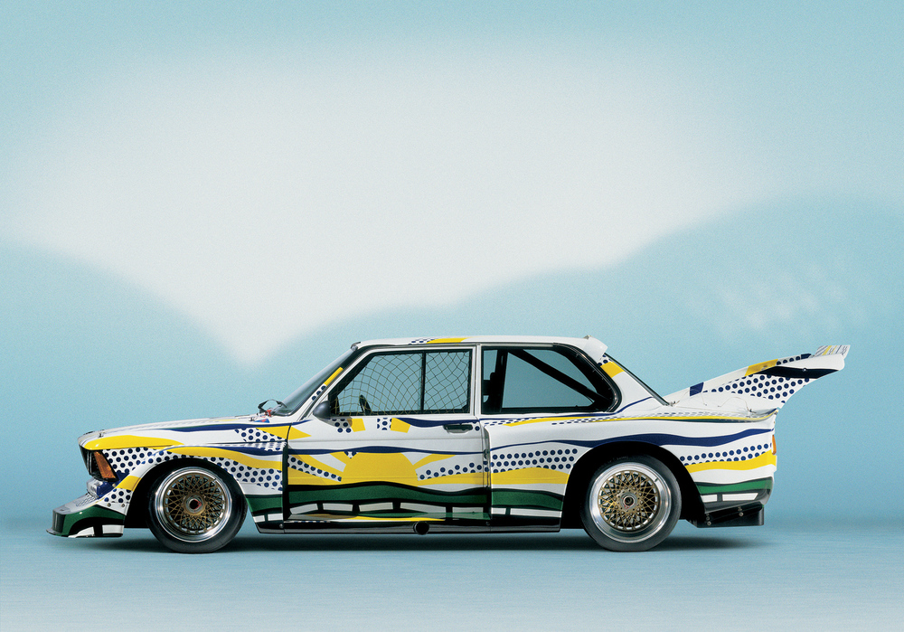 Roy Lichtenstein BMW Art Car