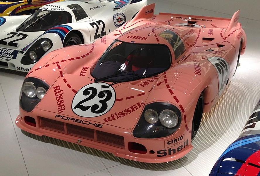 1971 Porsche Pig Car