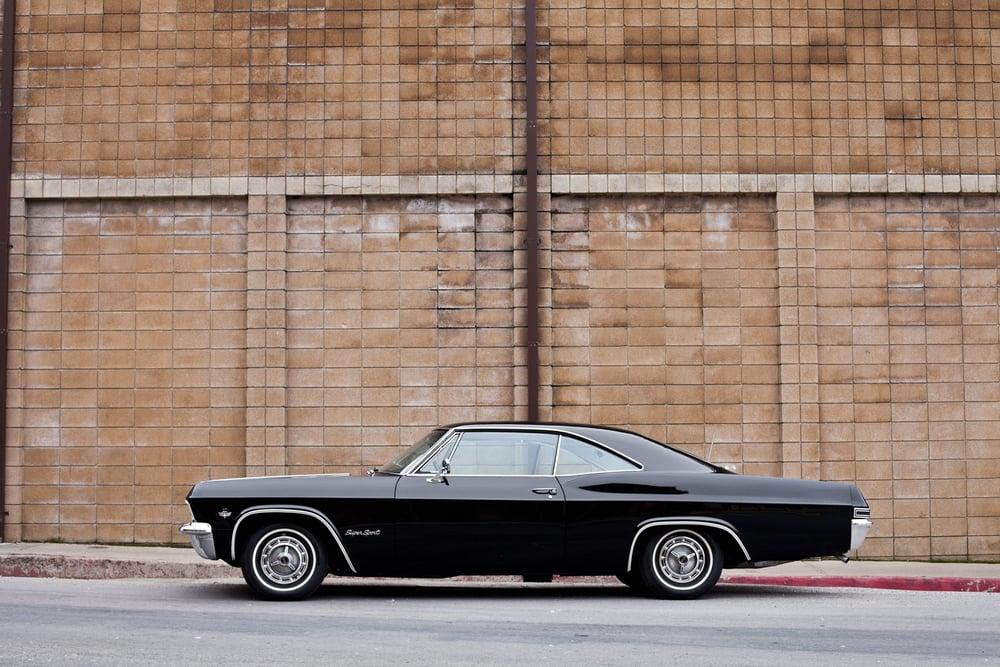 1965 Chevy Impala SS Print