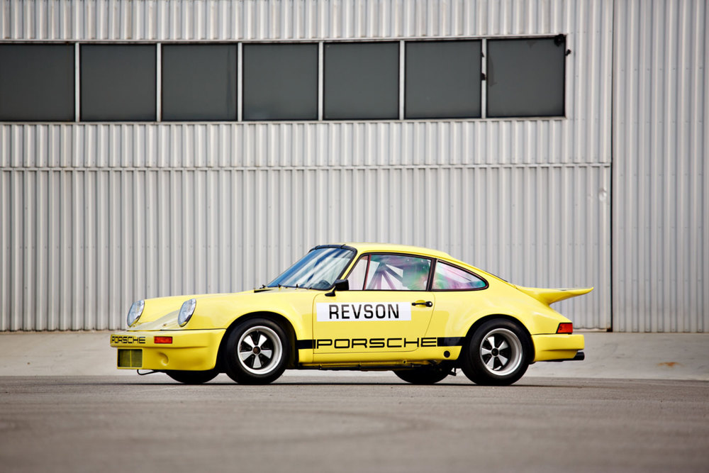Jerry Seinfeld Gooding and Co. Auction Porsche IROC RSR