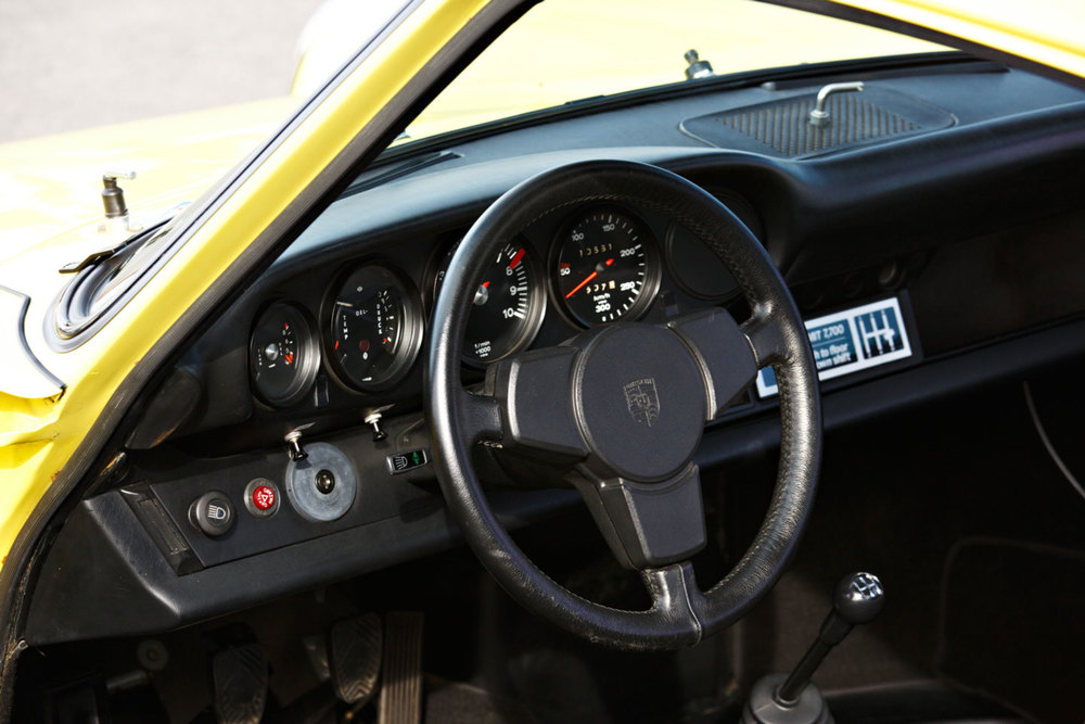 1974 porsche 911 carrera iroc rsr