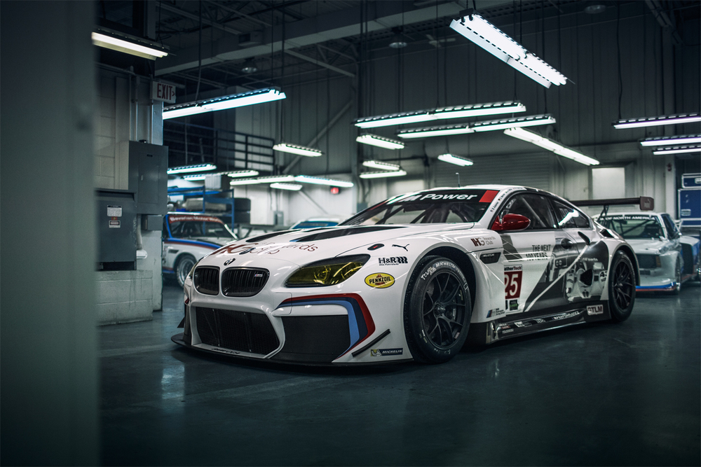 BMW 100 Year Racing Livery