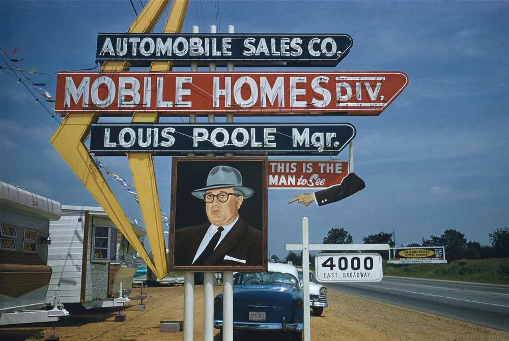 Inge Morath, Outside Memphis, Tennessee, 1960 © Inge Morath/Magnum Photo