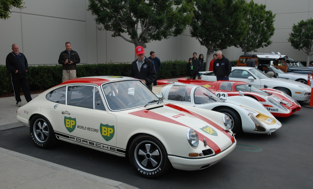 1967 Porsche 911R