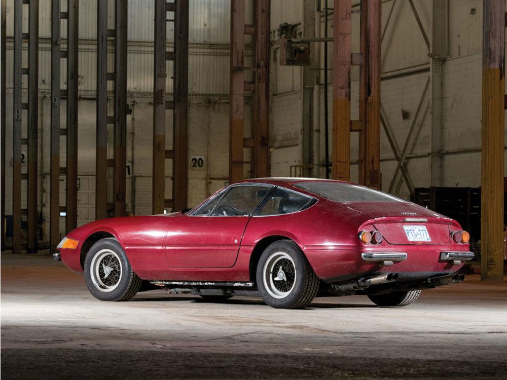 Ferrari 365 GTB Condo Find