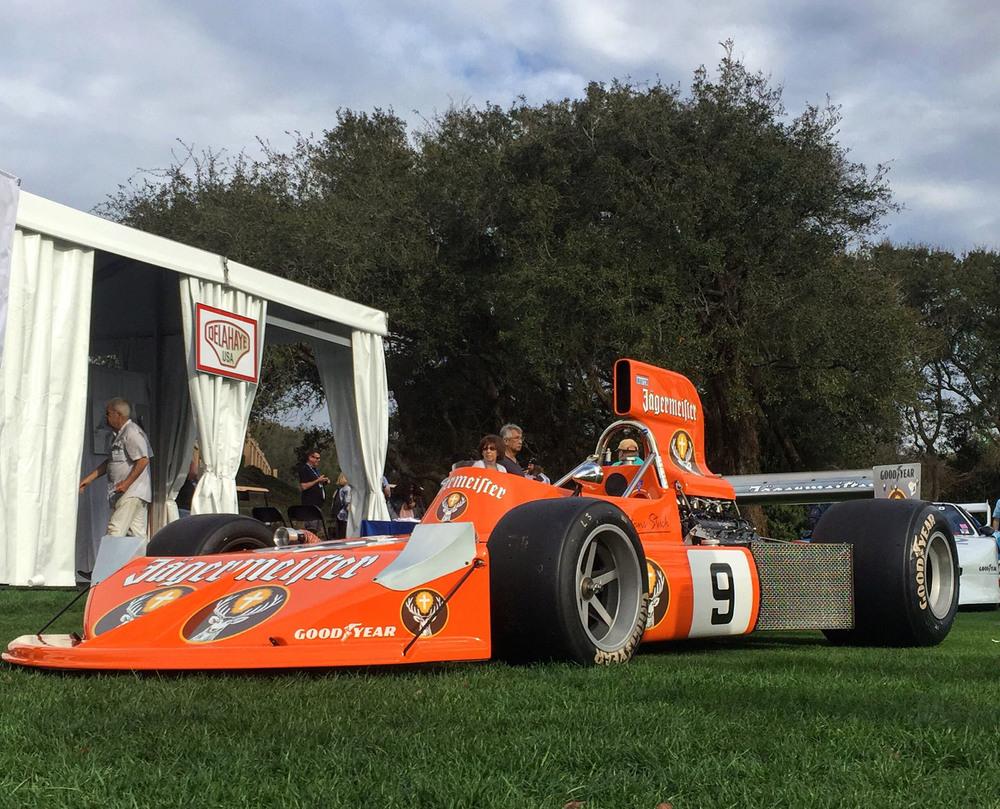 Jagermeister Racecar
