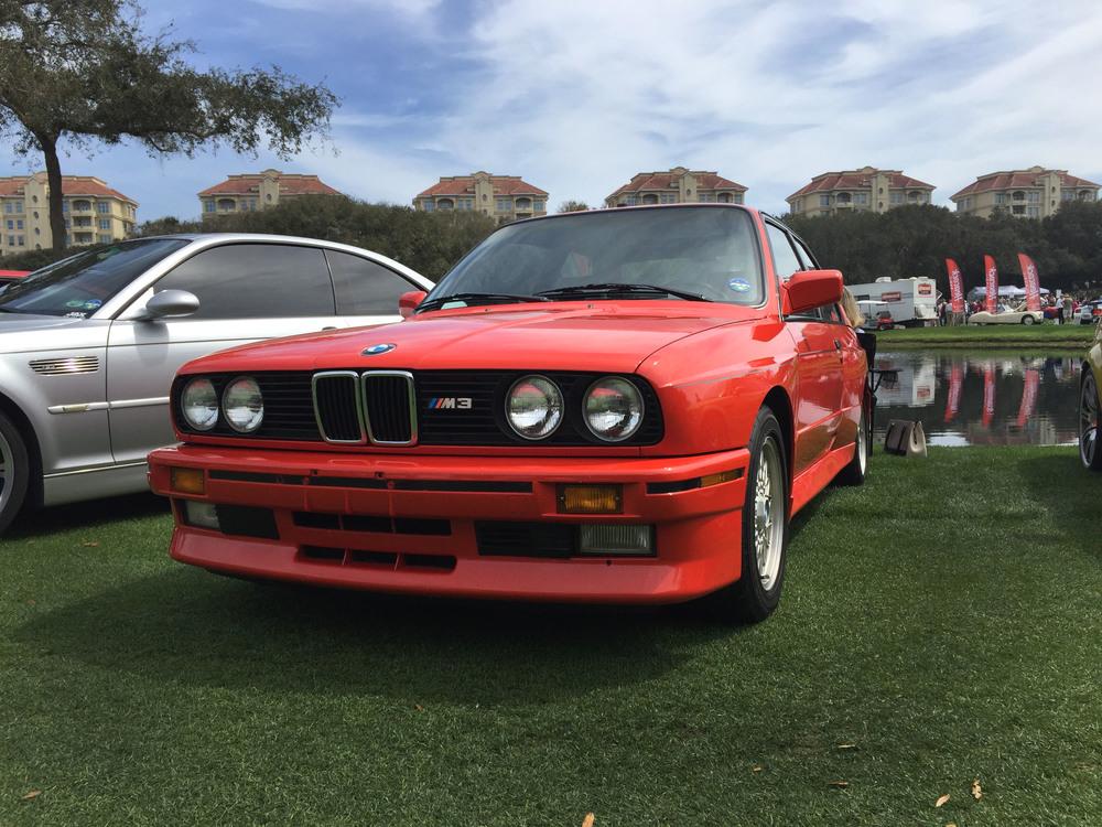 BMW M3 Amelia Island