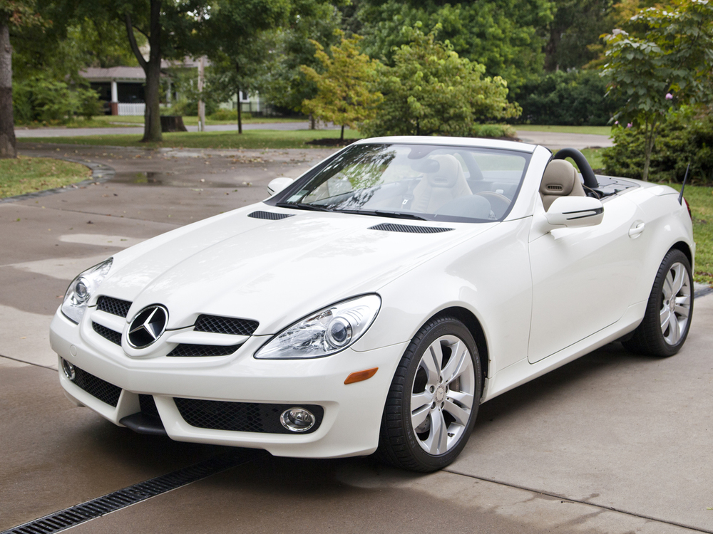 2009 mercedes slk350 gallery for Mercedes benz slk accessories