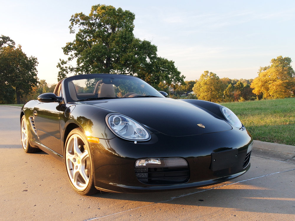 2006 Porsche Boxster For Sale