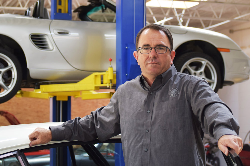 Mike Rooney - Toyota and Honda Master Mechanic