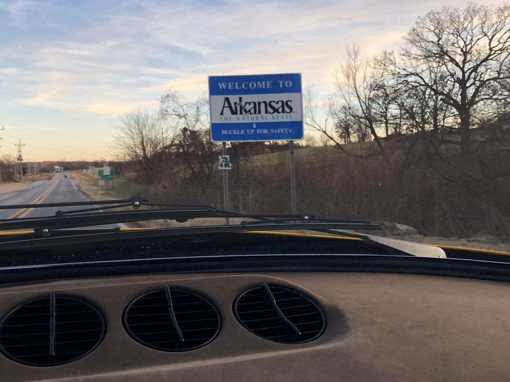 Arkansas!