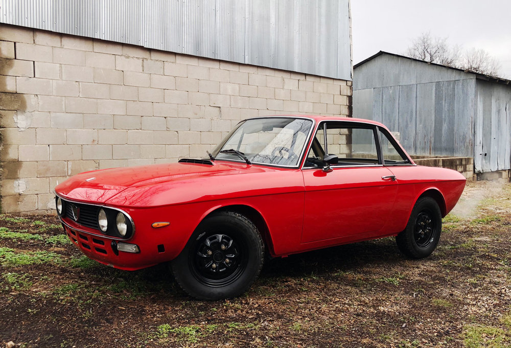 1975 Lancia Fulvia S3 Safari Rally #1333