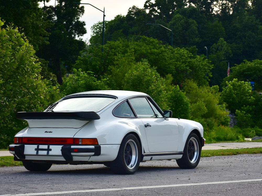 $105,000 - YEAR: 1978MAKE: PorscheMODEL: 930 TurboVIN: EXTERIOR: WhiteINTERIOR: ODOMETER: 46,700 miles