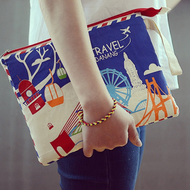 Ipad Bag   Price: 135.000 VND