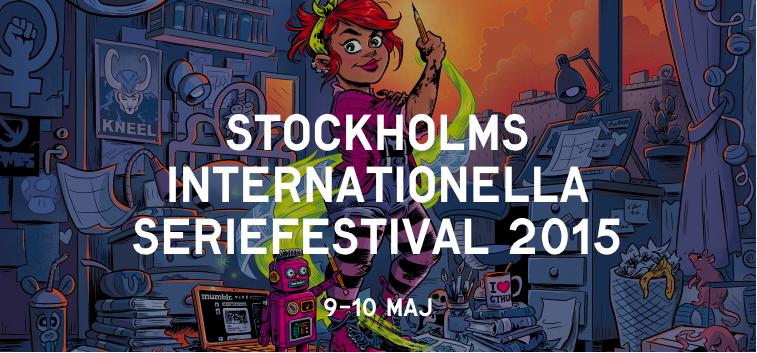 Stockholms internationella seriefestival