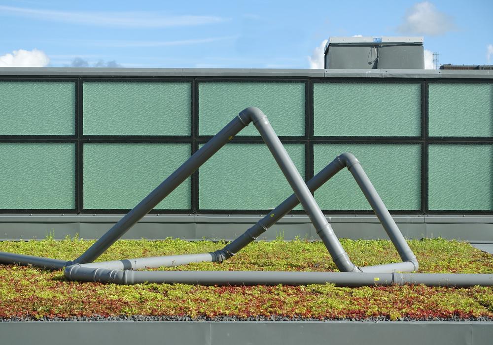 Exopark en Absolut Art Bar av Thomas Hämén med en skulpturpark curerad av Galleri Andersson/Sandström