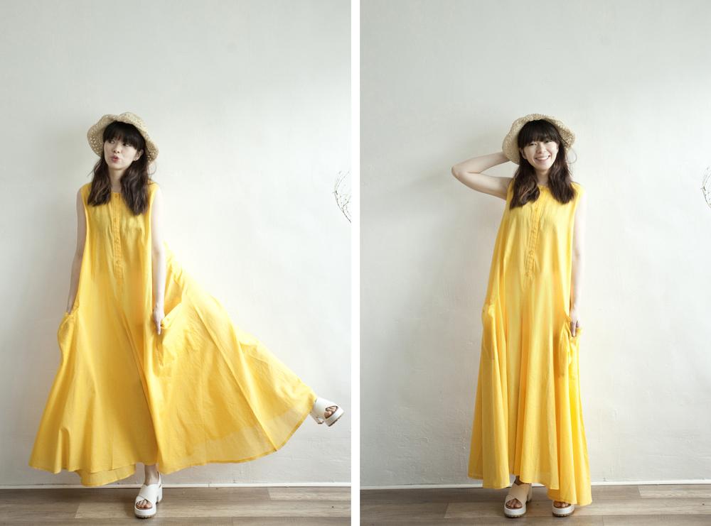 NBV4978 esmee mango linen flare jumpsuit price: HK$368 / NT$1580 handpicked in korea  也在賣 \\ 帽子 \ 鞋子