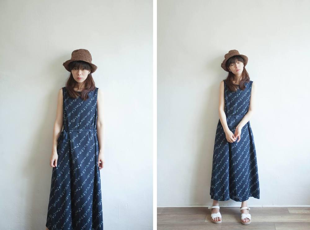 NBV5101 mio felicita rose blossom dress price: HK$278 / NT$1200 handpicked in korea  也在賣 \\ 帽子 \ 鞋子