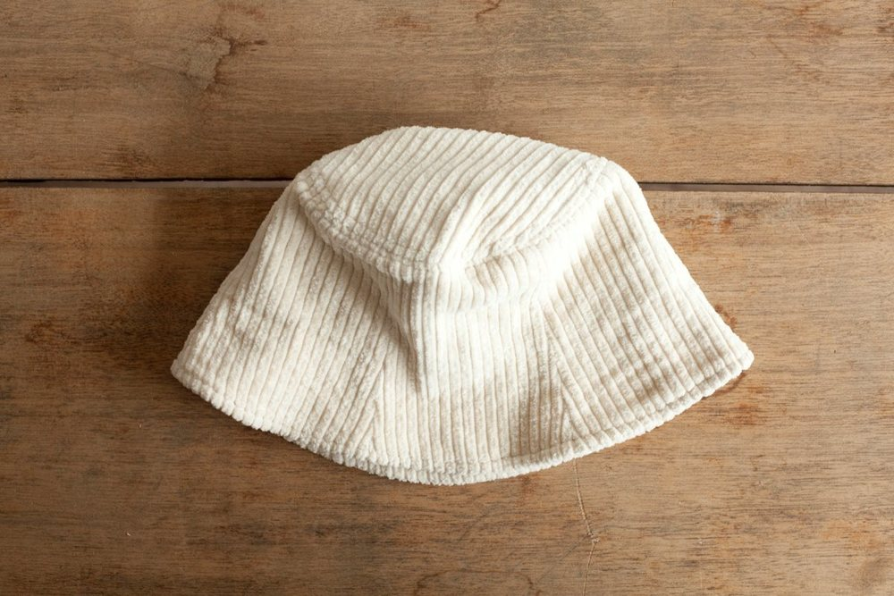 NBV5225 bikuni thick cotton bucket hat price: HK$138 / NT$590 handpicked in korea  head size 55cm