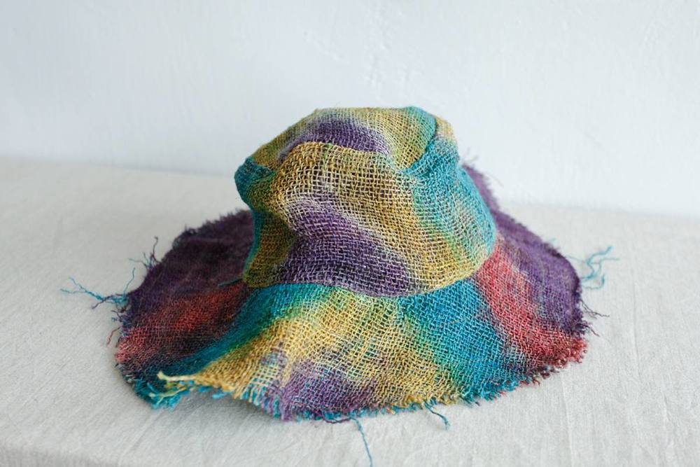 NBV5236 mixed color floppy straw hat price: HK$178 / NT$760 handpicked in korea  measurement (cm) head size 56