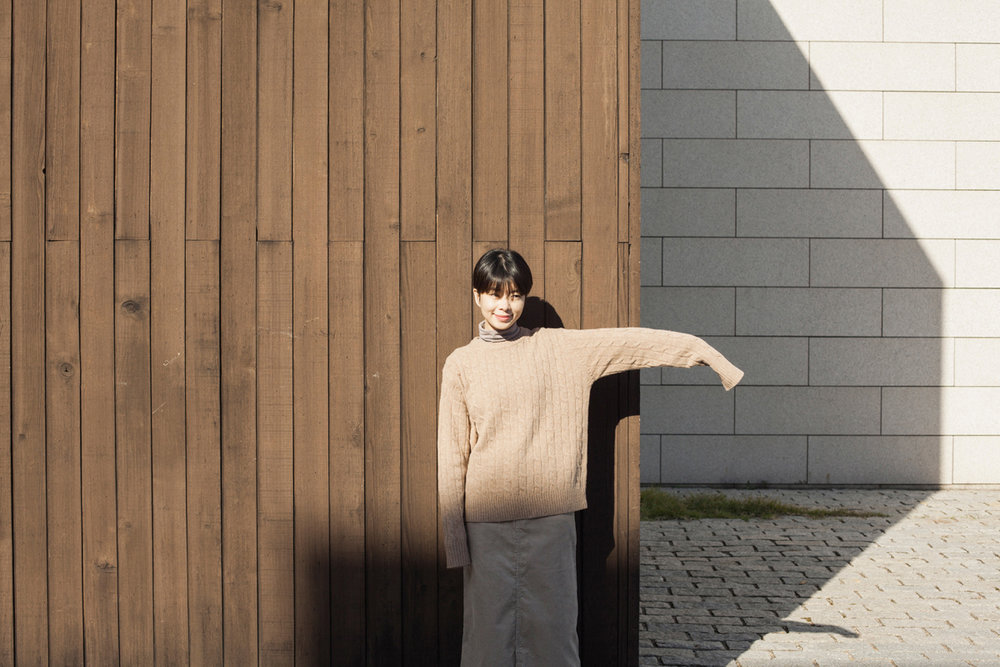NBT831 crew neck daily cable knit top 80% wool | beige | HK$358 NT$1470