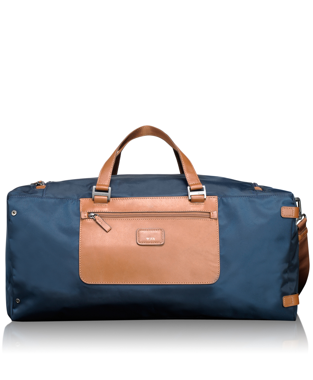 14841 Navy Pack A Way Medium Duffel.jpg