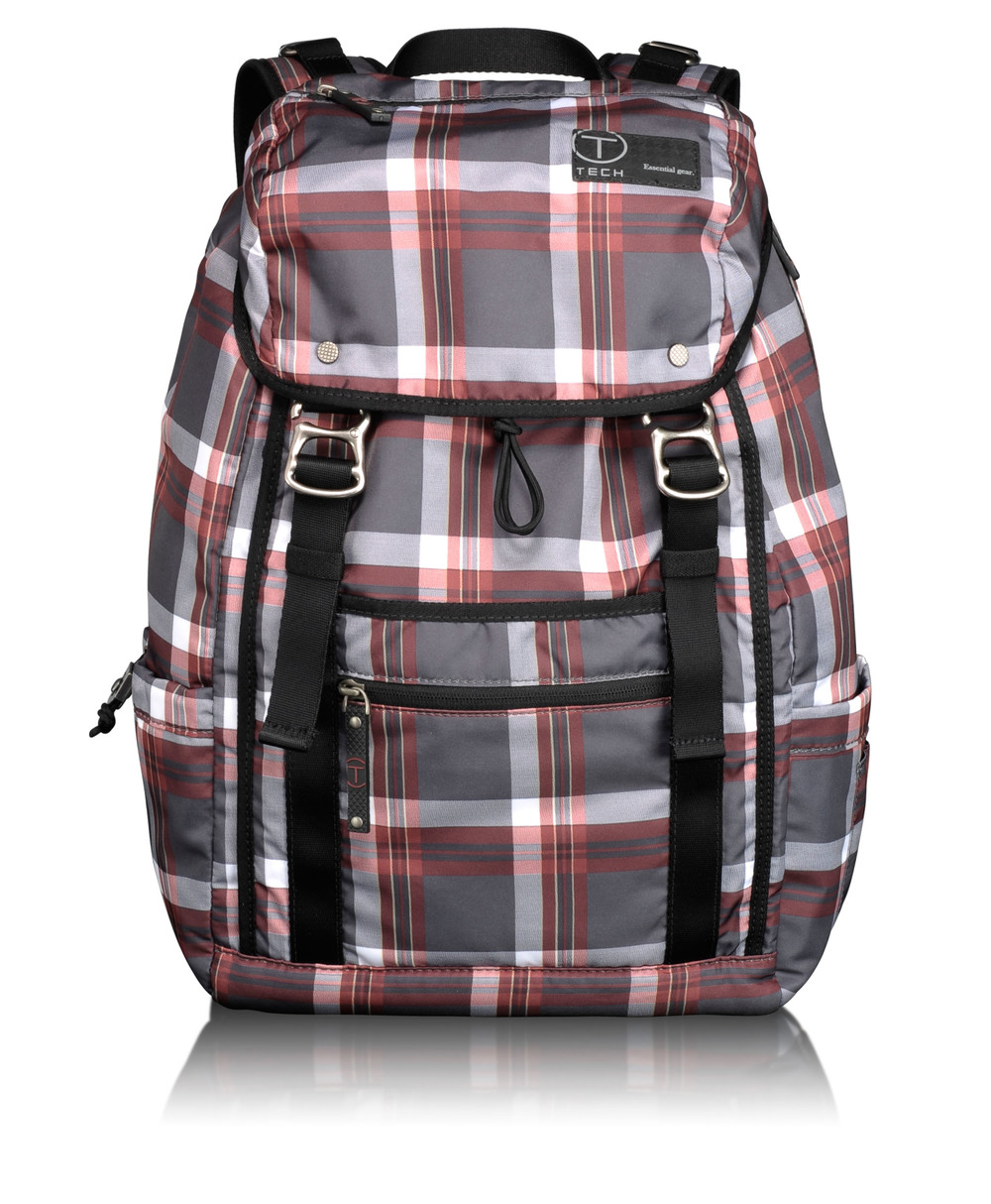 57582 Grey Plaid T-Tech Icon Glenn Rucksack.jpg