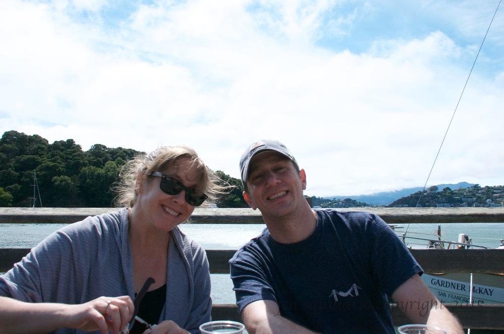 Steve & Ash - Wine on the Island