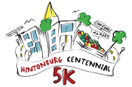 2017 Cyclelogik Hintonburg Centennial 5K and 1K Run