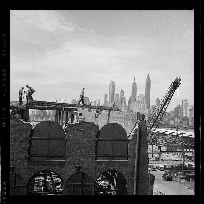 Attie, David. Brooklyn, 1958