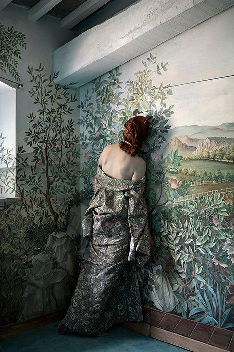 Niemi, Anja. The Flower Room. 2016