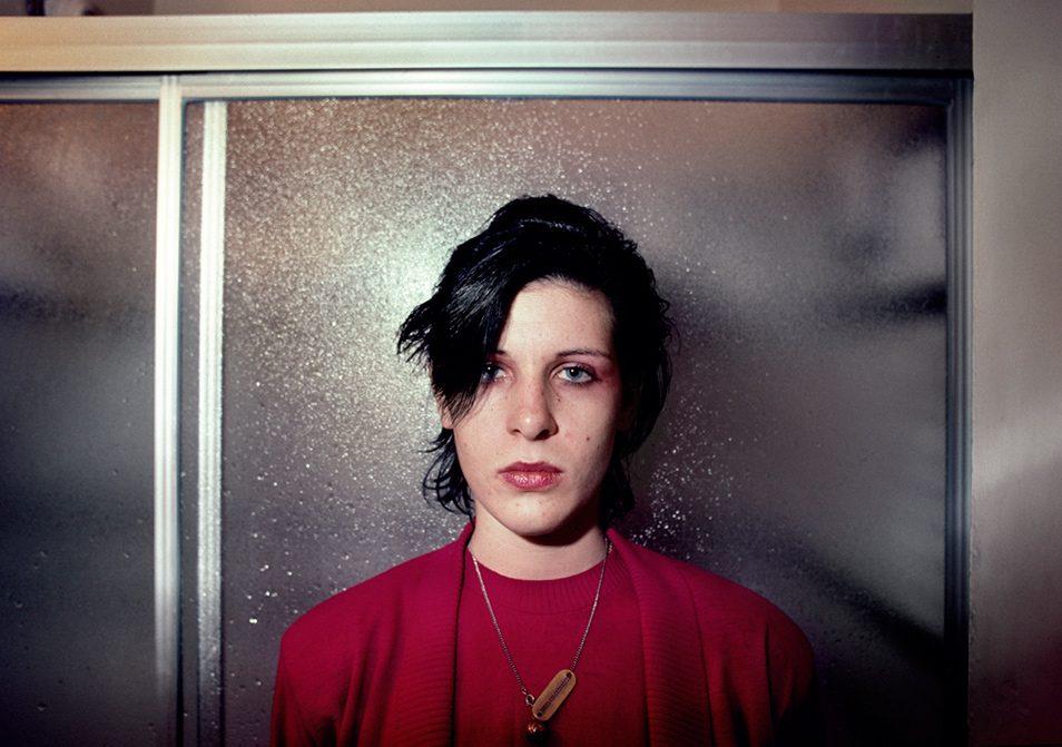 Jocoy, Jim. Sarah Lee in my Bathroom. 1978