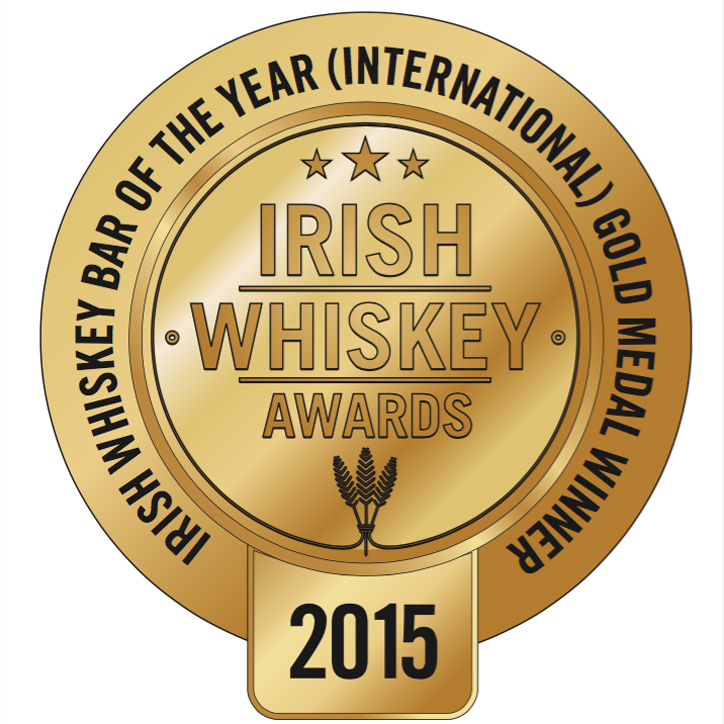 Read More here:   http://irishwhiskeyawards.com/index.php/winners-2014/winners-2015