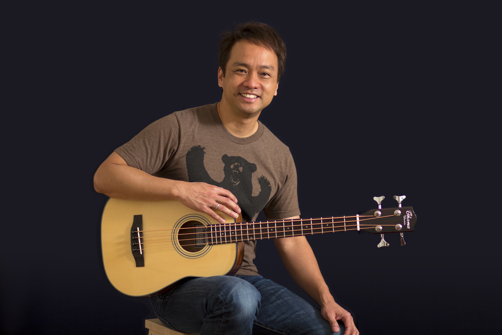 Daniel Ho with Bass ʻUkulele