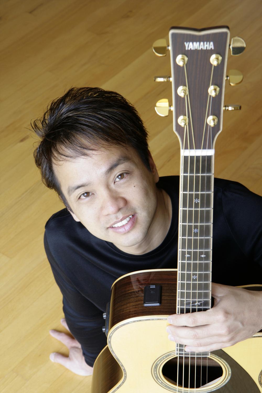 Yamaha LSX36C guitar