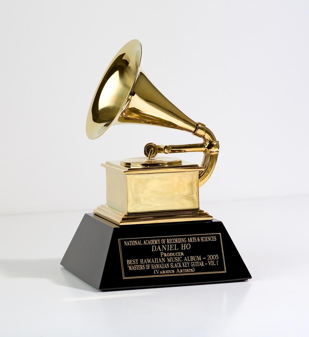 Daniel Ho Grammy Award