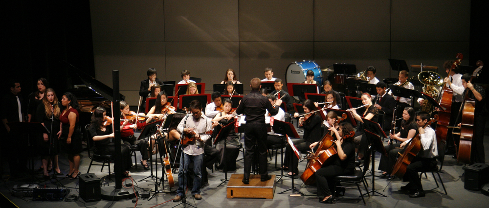 El Camino College with Ars Nova Sinfonia