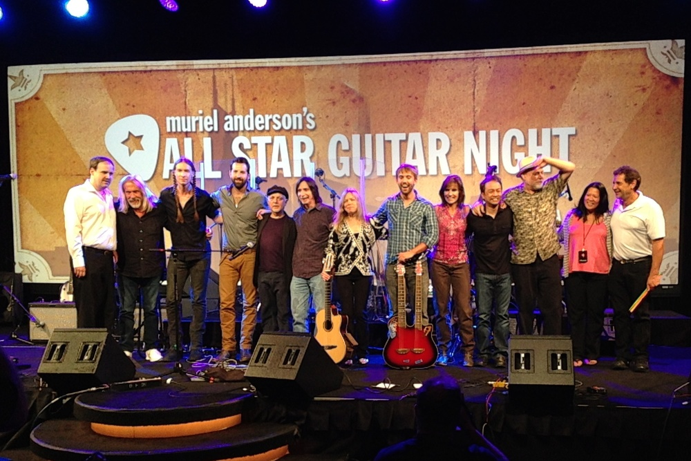 All-Star Guitar Night