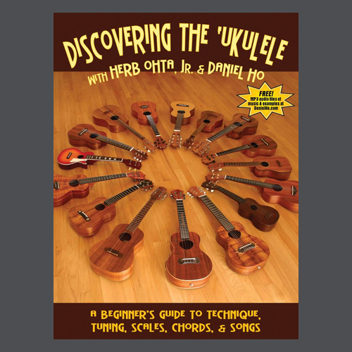 Book Discovering The Ukulele Daniel Ho Creations