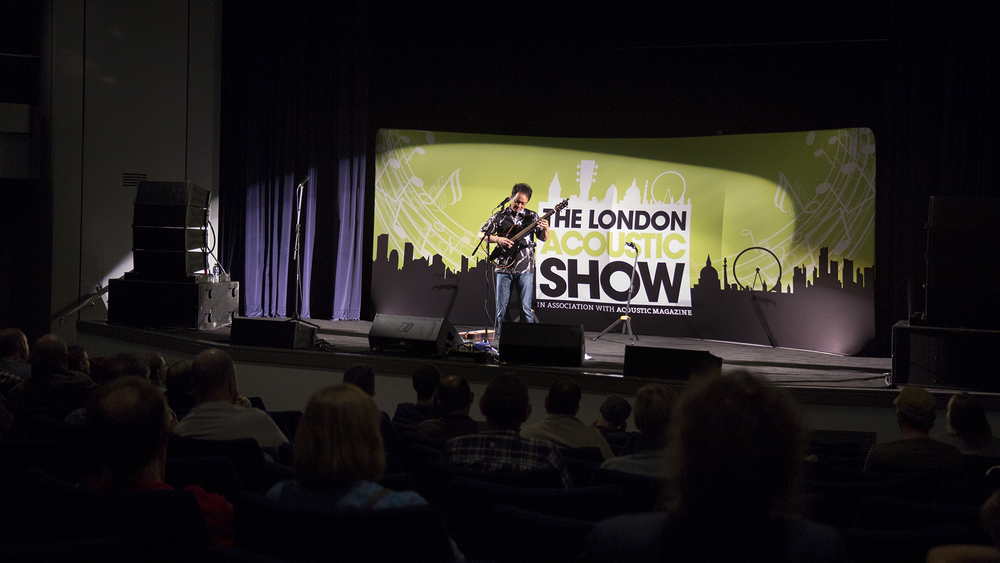 London Acoustic Show, 2015
