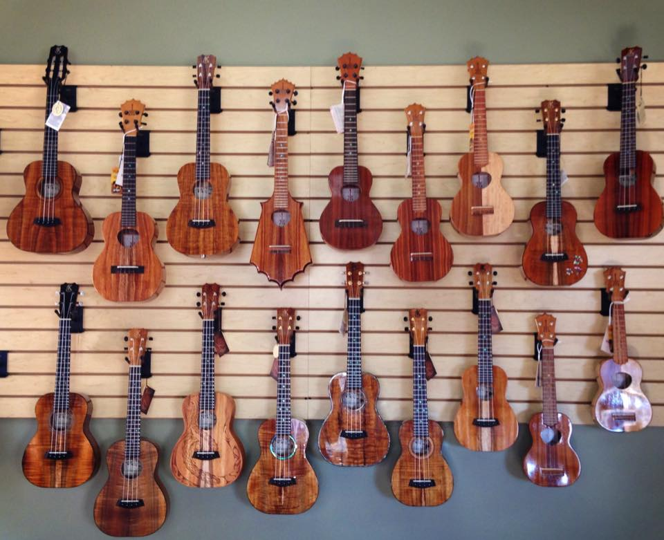 the 'uke selection