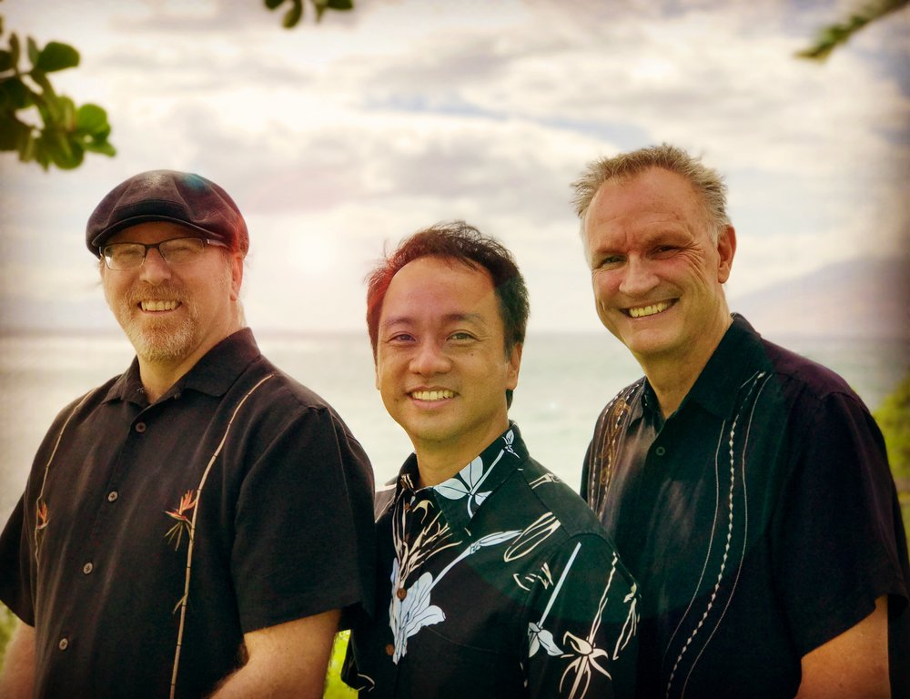 The Daniel Ho Trio