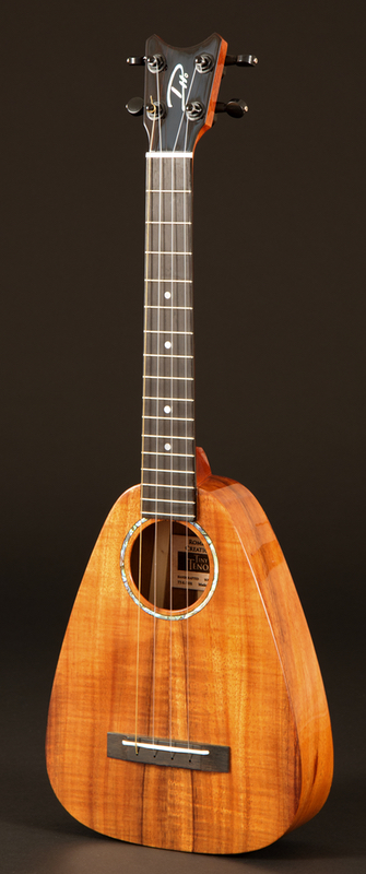 Tiny Tenor (Koa) by Romero Creations