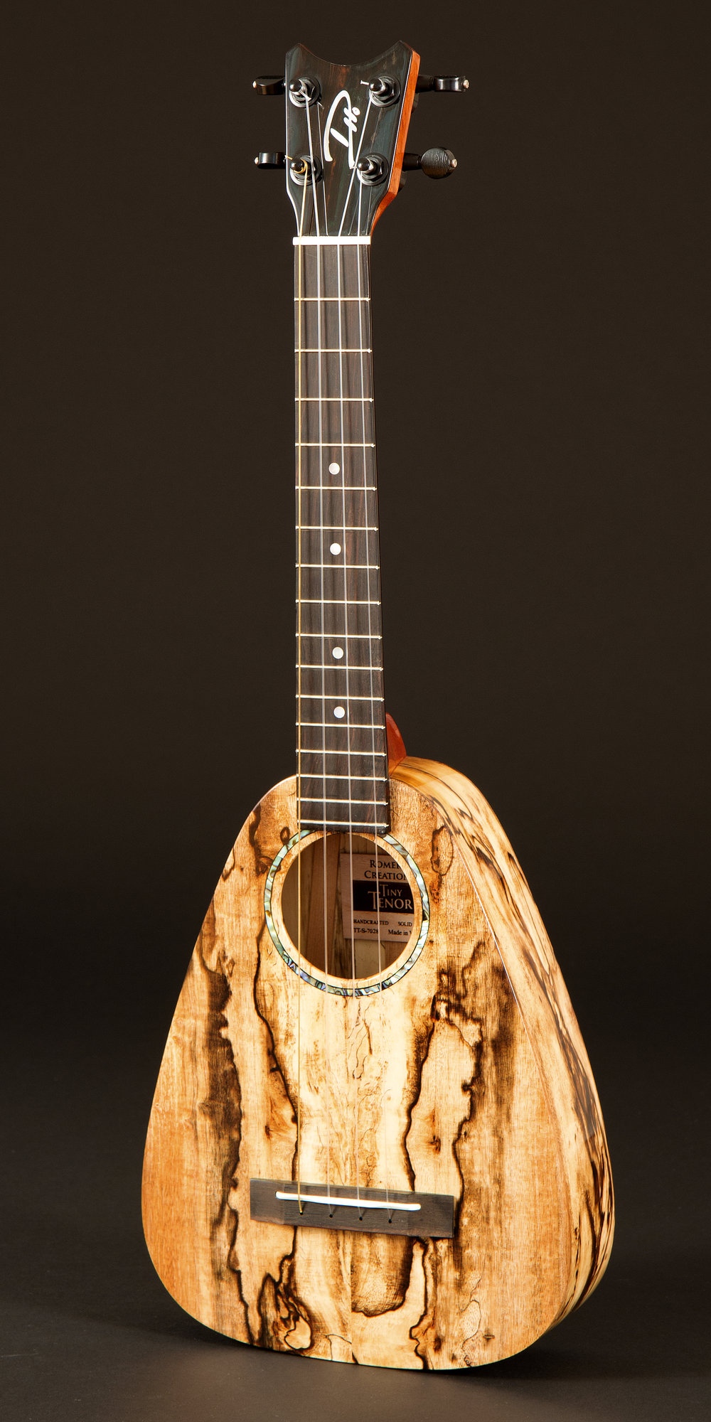 Spalted Mango Tiny Tenor