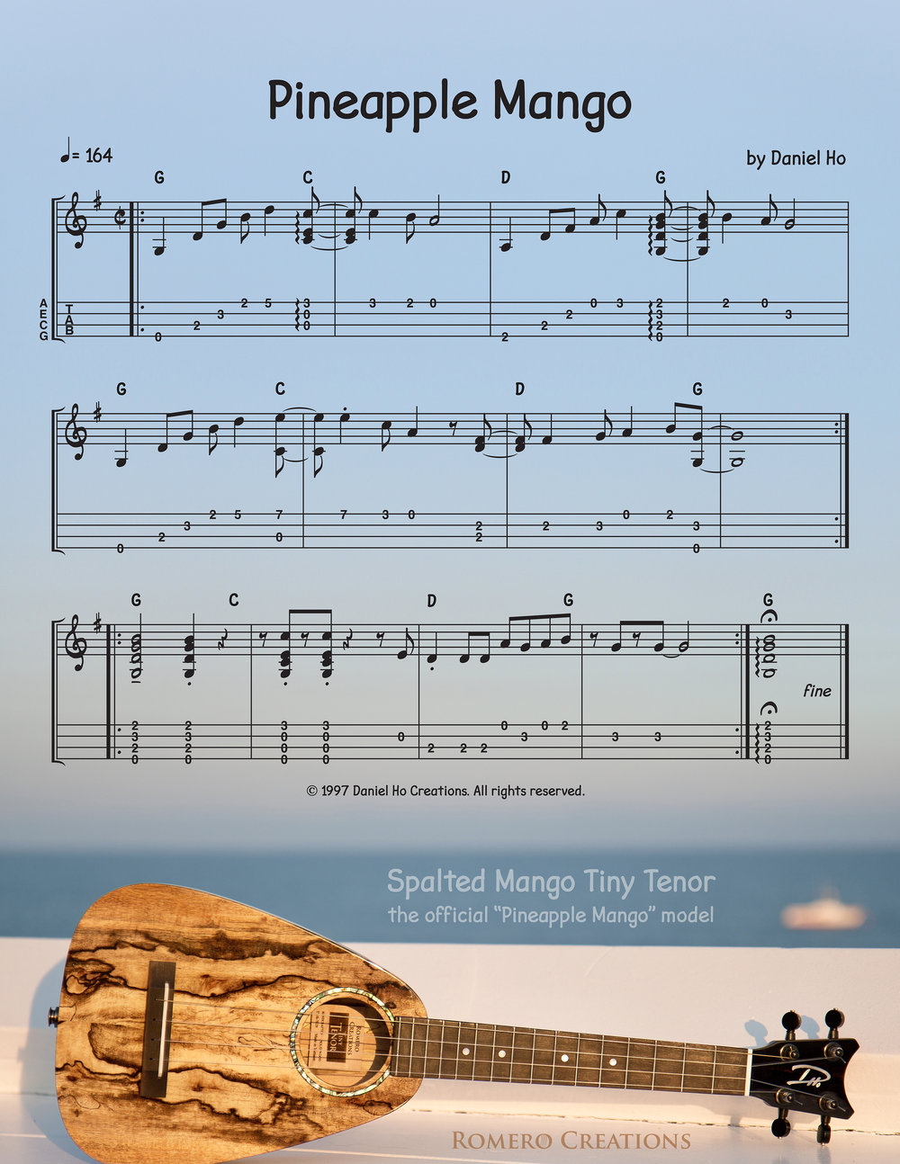 Click to open a hi-res version of this sheet music giveaway.