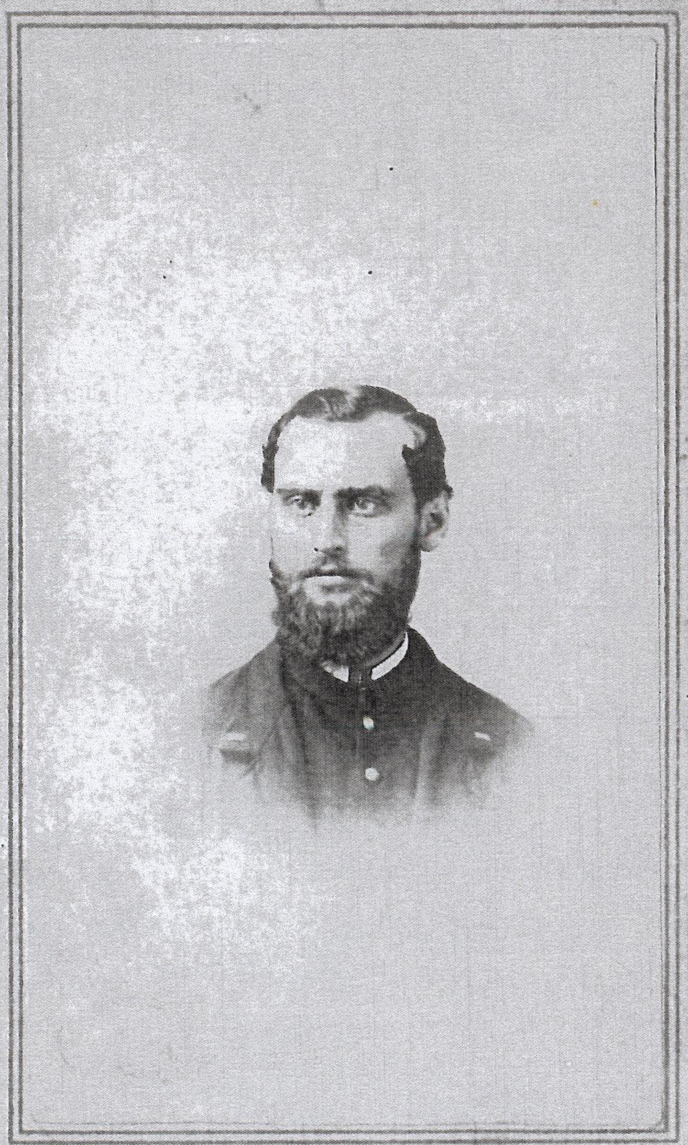 Joshua R. Benson of Company G