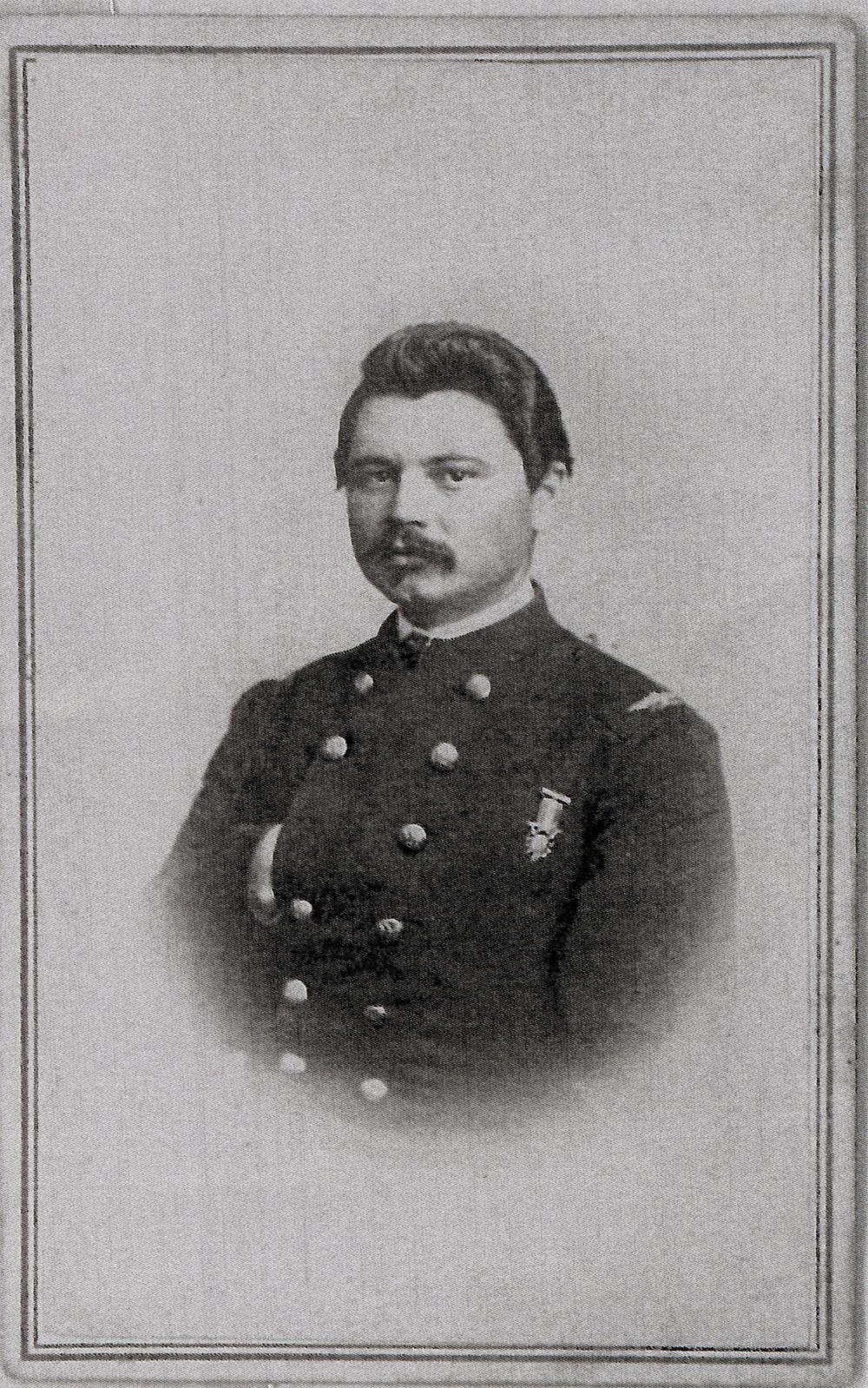 Col. John Pulford