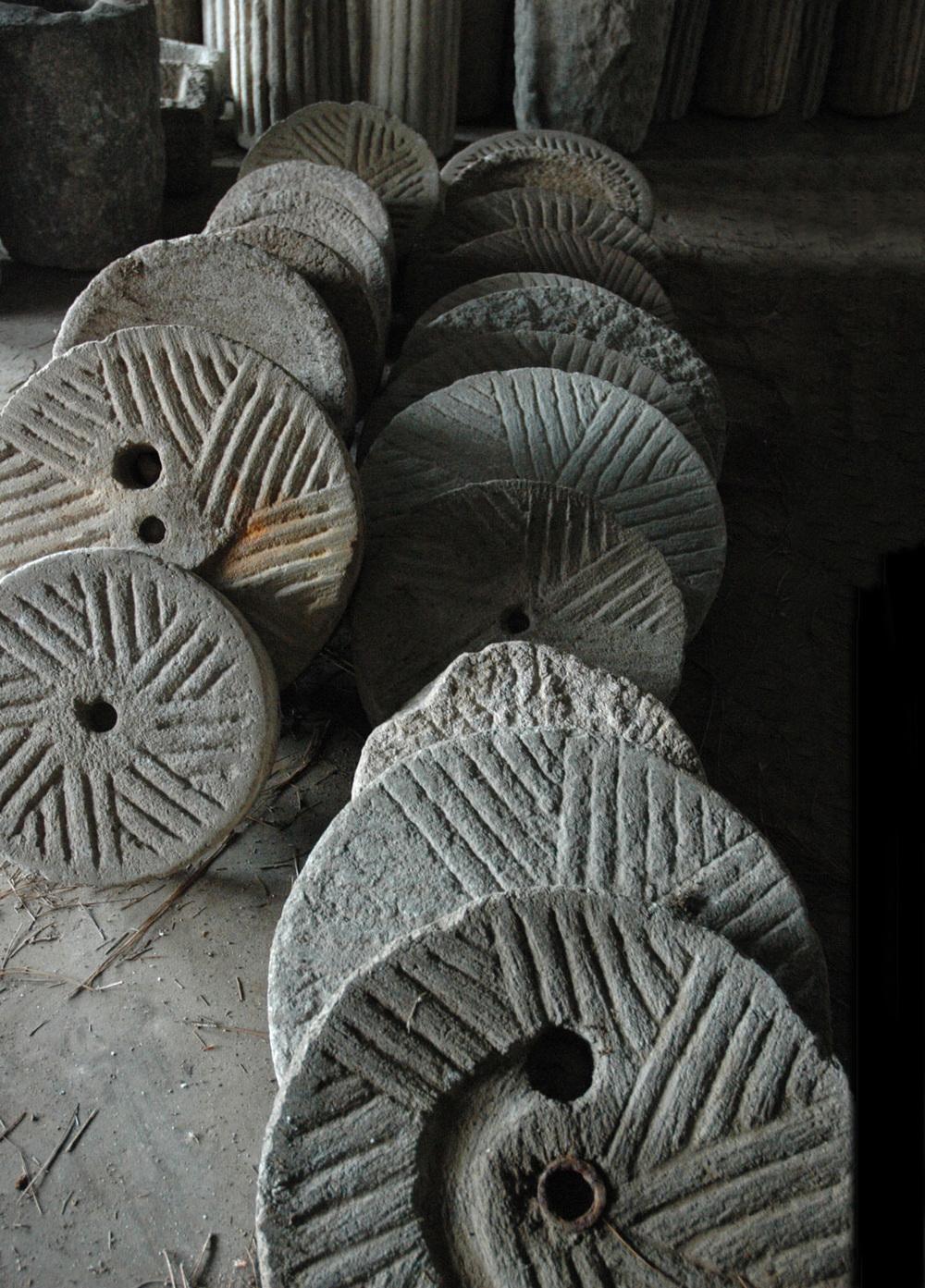 Jumbo Millstones